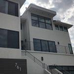 La Jolla New Residence three stories