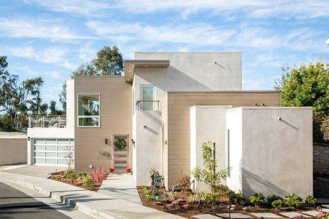 new modern contemporary exterior textures
