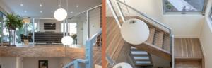 a custom designer home build